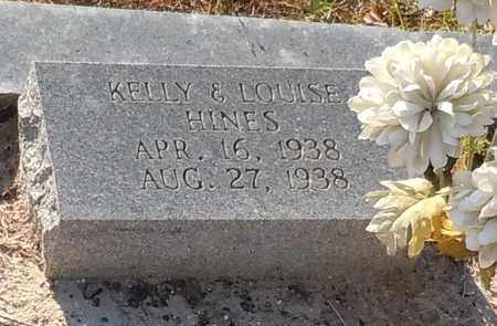 HINES, KELLY - Walthall County, Mississippi | KELLY HINES - Mississippi Gravestone Photos