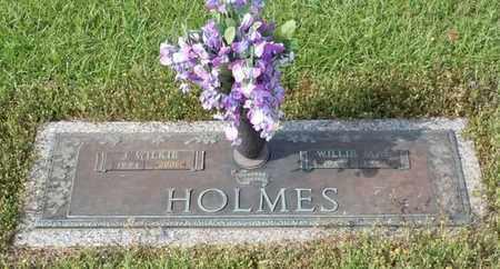 HOLMES, J WILKIE - Walthall County, Mississippi | J WILKIE HOLMES - Mississippi Gravestone Photos