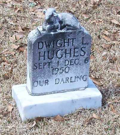 HUGHES, DWIGHT L - Walthall County, Mississippi | DWIGHT L HUGHES - Mississippi Gravestone Photos