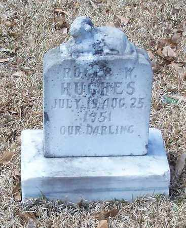 HUGHES, ROGER W - Walthall County, Mississippi | ROGER W HUGHES - Mississippi Gravestone Photos