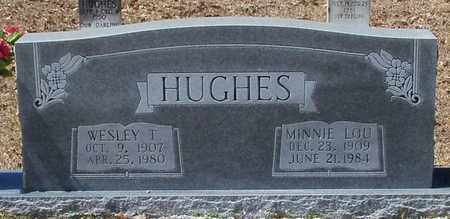 HUGHES, WESLEY T - Walthall County, Mississippi | WESLEY T HUGHES - Mississippi Gravestone Photos