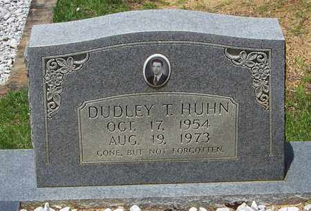 HUHN, DUDLEY T - Walthall County, Mississippi | DUDLEY T HUHN - Mississippi Gravestone Photos