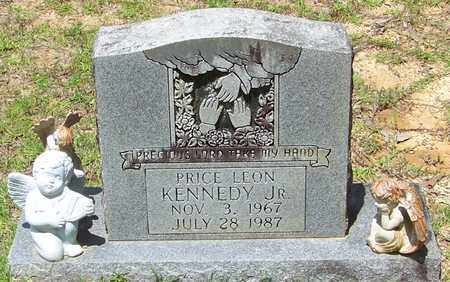 KENNEDY, PRICE LEON JR - Walthall County, Mississippi | PRICE LEON JR KENNEDY - Mississippi Gravestone Photos