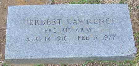 LAWRENCE (VETERAN), HERBERT - Walthall County, Mississippi   HERBERT LAWRENCE (VETERAN) - Mississippi Gravestone Photos