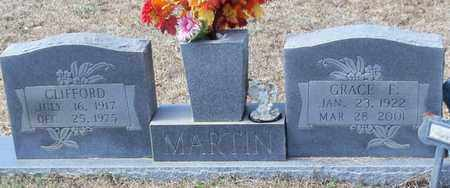 MARTIN, GRACE F - Walthall County, Mississippi   GRACE F MARTIN - Mississippi Gravestone Photos
