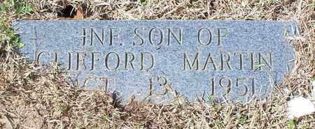 MARTIN, INFANT - Walthall County, Mississippi   INFANT MARTIN - Mississippi Gravestone Photos