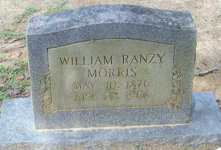 MORRIS, WILLIAM RANZY - Walthall County, Mississippi | WILLIAM RANZY MORRIS - Mississippi Gravestone Photos