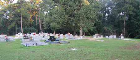 *NEW BETHEL CEMETERY VIEW, . - Walthall County, Mississippi   . *NEW BETHEL CEMETERY VIEW - Mississippi Gravestone Photos