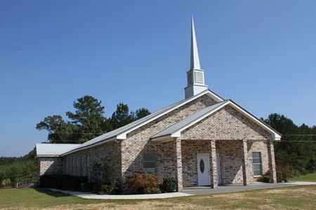 *ORAL BAPTIST CHURCH, , - Walthall County, Mississippi | , *ORAL BAPTIST CHURCH - Mississippi Gravestone Photos