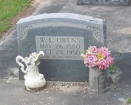 OWENS, W L - Walthall County, Mississippi   W L OWENS - Mississippi Gravestone Photos