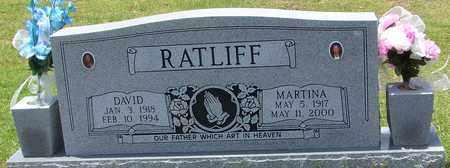 RATLIFF, DAVID - Walthall County, Mississippi | DAVID RATLIFF - Mississippi Gravestone Photos