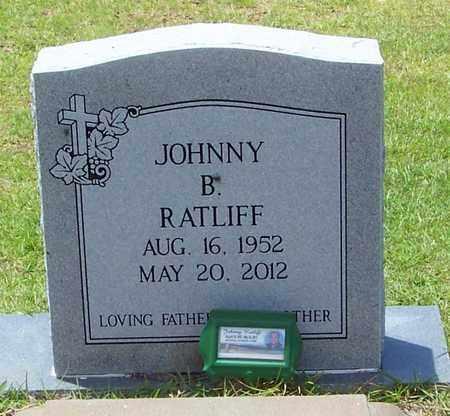 RATLIFF, JOHNNY B - Walthall County, Mississippi   JOHNNY B RATLIFF - Mississippi Gravestone Photos