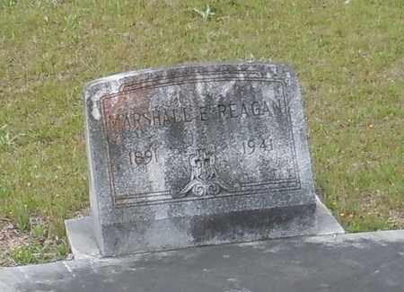 REAGAN, MARSHALL E - Walthall County, Mississippi | MARSHALL E REAGAN - Mississippi Gravestone Photos