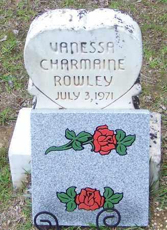ROWLEY, VENESSA CHARMAINE - Walthall County, Mississippi   VENESSA CHARMAINE ROWLEY - Mississippi Gravestone Photos