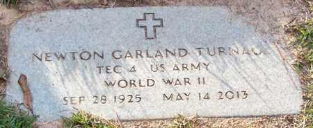 TURNAGE (VETERAN WWII), NEWTON GARLAND - Walthall County, Mississippi | NEWTON GARLAND TURNAGE (VETERAN WWII) - Mississippi Gravestone Photos