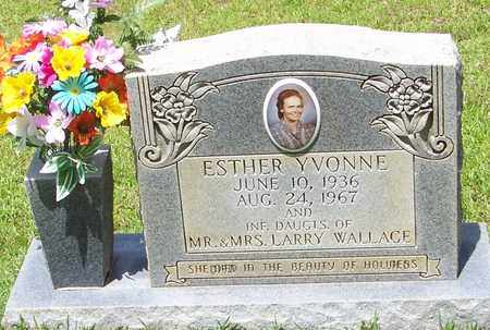WALLACE, ESTER YVONNE - Walthall County, Mississippi | ESTER YVONNE WALLACE - Mississippi Gravestone Photos