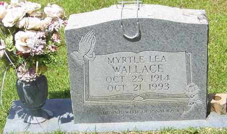 WALLACE, MYRTLE LEA - Walthall County, Mississippi | MYRTLE LEA WALLACE - Mississippi Gravestone Photos