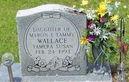 WALLACE, TAMERA SUSAN - Walthall County, Mississippi | TAMERA SUSAN WALLACE - Mississippi Gravestone Photos