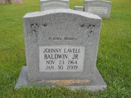 BALDWIN, JOHNNY LAVELL, JR - Warren County, Mississippi | JOHNNY LAVELL, JR BALDWIN - Mississippi Gravestone Photos