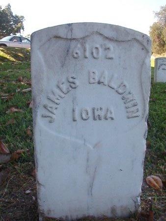 BALDWIN (VETERAN UNION), JAMES (NEW) - Warren County, Mississippi   JAMES (NEW) BALDWIN (VETERAN UNION) - Mississippi Gravestone Photos