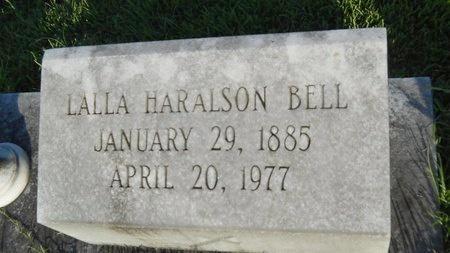 BELL, LALLA - Warren County, Mississippi | LALLA BELL - Mississippi Gravestone Photos