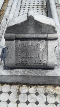 BONELLI, ANGELA M - Warren County, Mississippi | ANGELA M BONELLI - Mississippi Gravestone Photos