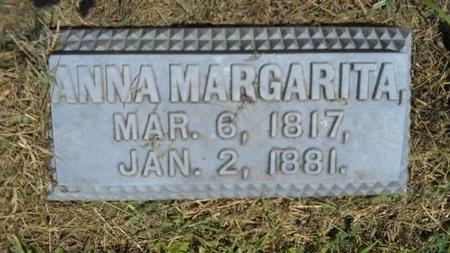 BONELLI, ANNA MARGARITA - Warren County, Mississippi | ANNA MARGARITA BONELLI - Mississippi Gravestone Photos