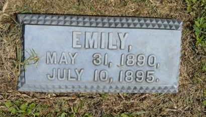 BONELLI, EMILY - Warren County, Mississippi | EMILY BONELLI - Mississippi Gravestone Photos