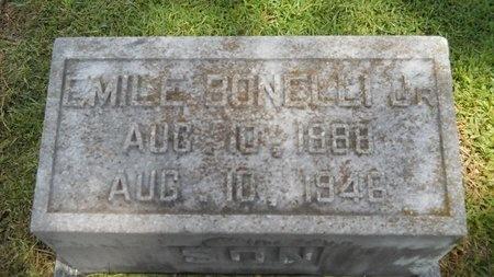 BONELLI, EMILE, JR - Warren County, Mississippi | EMILE, JR BONELLI - Mississippi Gravestone Photos