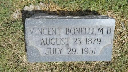 BONELLI, VINCENT, MD - Warren County, Mississippi   VINCENT, MD BONELLI - Mississippi Gravestone Photos