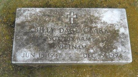CLARK (VETERAN VIET), BILLY DARE (NEW) - Warren County, Mississippi   BILLY DARE (NEW) CLARK (VETERAN VIET) - Mississippi Gravestone Photos