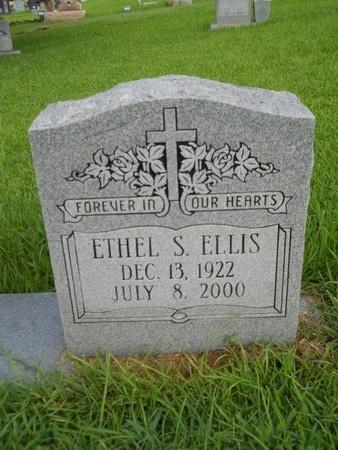 ELLIS, ETHEL S - Warren County, Mississippi | ETHEL S ELLIS - Mississippi Gravestone Photos