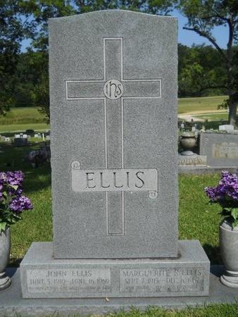 ELLIS, JOHN - Warren County, Mississippi | JOHN ELLIS - Mississippi Gravestone Photos