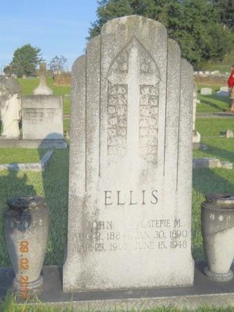 ELLIS, LATEFIE M - Warren County, Mississippi | LATEFIE M ELLIS - Mississippi Gravestone Photos