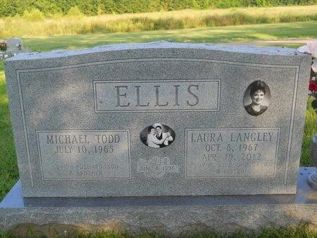 ELLIS, LAURA - Warren County, Mississippi | LAURA ELLIS - Mississippi Gravestone Photos