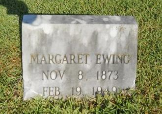 EWING, MARGARET - Warren County, Mississippi | MARGARET EWING - Mississippi Gravestone Photos