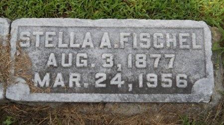 FISCHEL, STELLA A - Warren County, Mississippi   STELLA A FISCHEL - Mississippi Gravestone Photos