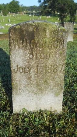 GANNON, WILLIAM - Warren County, Mississippi | WILLIAM GANNON - Mississippi Gravestone Photos