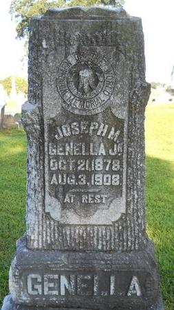 GENELLA, JOSEPH M, JR - Warren County, Mississippi | JOSEPH M, JR GENELLA - Mississippi Gravestone Photos