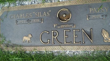 """GREEN, CHARLES """"SILAS"""" - Warren County, Mississippi   CHARLES """"SILAS"""" GREEN - Mississippi Gravestone Photos"""