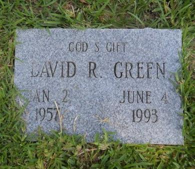 GREEN, DAVID R - Warren County, Mississippi | DAVID R GREEN - Mississippi Gravestone Photos