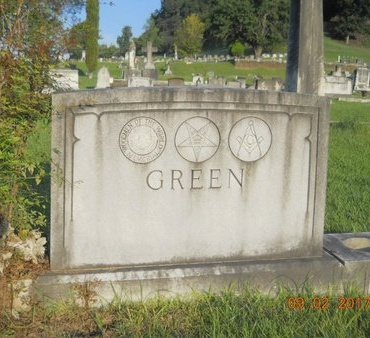 GREEN, MEMORIAL - Warren County, Mississippi | MEMORIAL GREEN - Mississippi Gravestone Photos