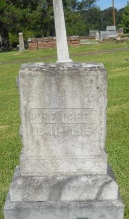 GREEN, ROSE - Warren County, Mississippi   ROSE GREEN - Mississippi Gravestone Photos