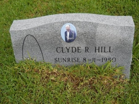 HILL, CLYDE RONALD - Warren County, Mississippi | CLYDE RONALD HILL - Mississippi Gravestone Photos
