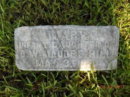 HILL, INFANT - Warren County, Mississippi | INFANT HILL - Mississippi Gravestone Photos