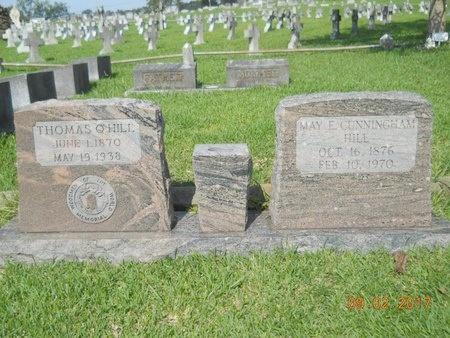 HILL, MAY ELIZABETH - Warren County, Mississippi | MAY ELIZABETH HILL - Mississippi Gravestone Photos