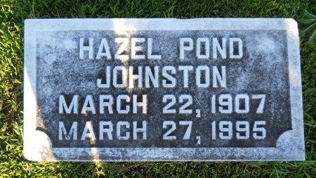 JOHNSTON, HAZEL - Warren County, Mississippi | HAZEL JOHNSTON - Mississippi Gravestone Photos