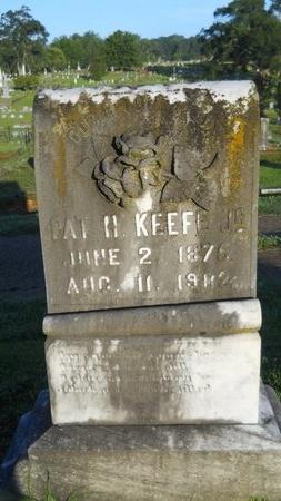 KEEFE, PAT H, JR - Warren County, Mississippi | PAT H, JR KEEFE - Mississippi Gravestone Photos