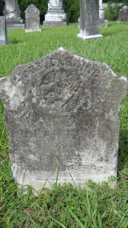 LOEWENBERG, INFANT SON - Warren County, Mississippi | INFANT SON LOEWENBERG - Mississippi Gravestone Photos