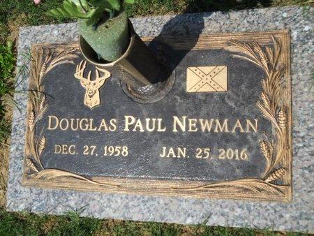 NEWMAN, DOUGLAS PAUL - Warren County, Mississippi   DOUGLAS PAUL NEWMAN - Mississippi Gravestone Photos